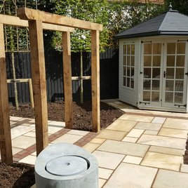 Garden Structures & Sheds